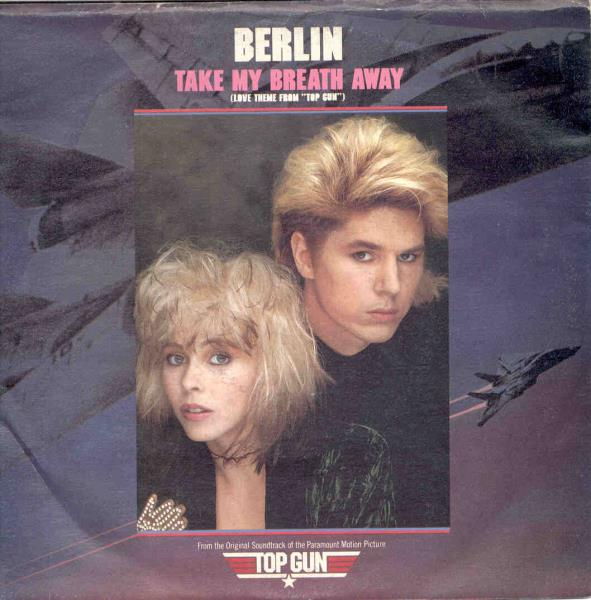 Berlin Take+My+Breath+Away+(Italian+1986+7''+Full+Ps) 45:PICSLEEVE
