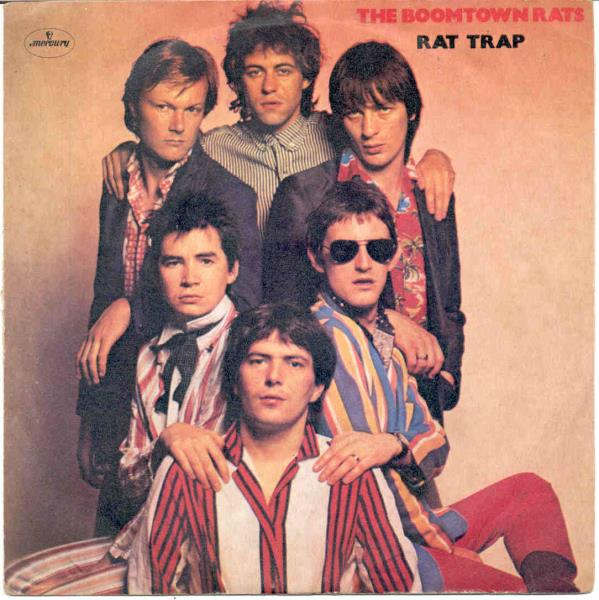 Boomtown Rats Rat+Trap+(Italian+1978+7''+Full+Band+Ps) 45:PICSLEEVE