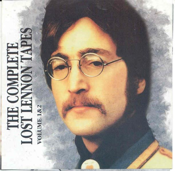 Lennon,John Complete Lost Lennon Tapes 2CD