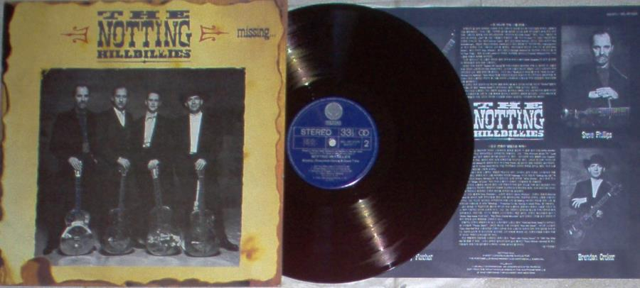 images of Missing... presumed having a good time(korea 1990 11-trk promo lp full ps and in VERTIGO