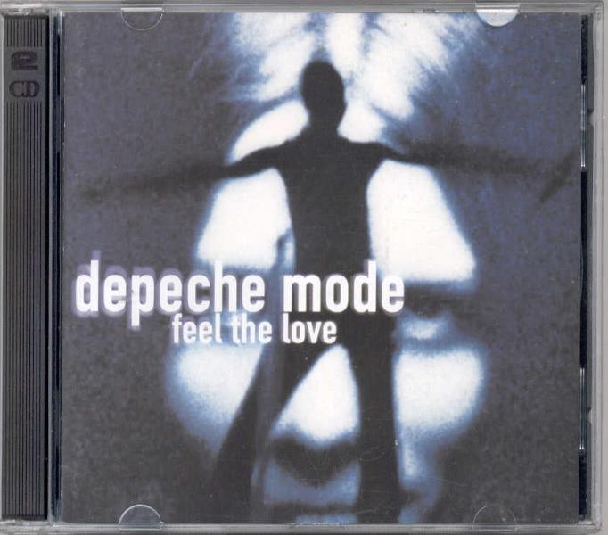 Depeche Mode Feel The Love(Stockholm Globe Arena 21.09.2001) CD
