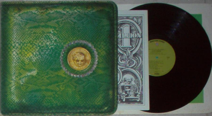 Cooper,Alice Billion+Dollar+Babies(Usa+1973+Original+10-Trk+Lp+Etched+Gf+Ps+++$+++Inner+Slv) LP