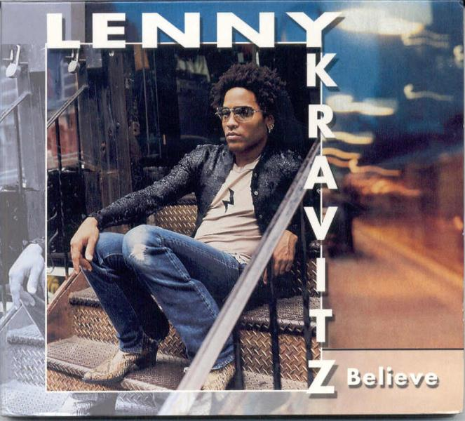 Kravitz,Lenny Believe(Germany+Rock+Am+Ring+Festival+17+May+2002) CD