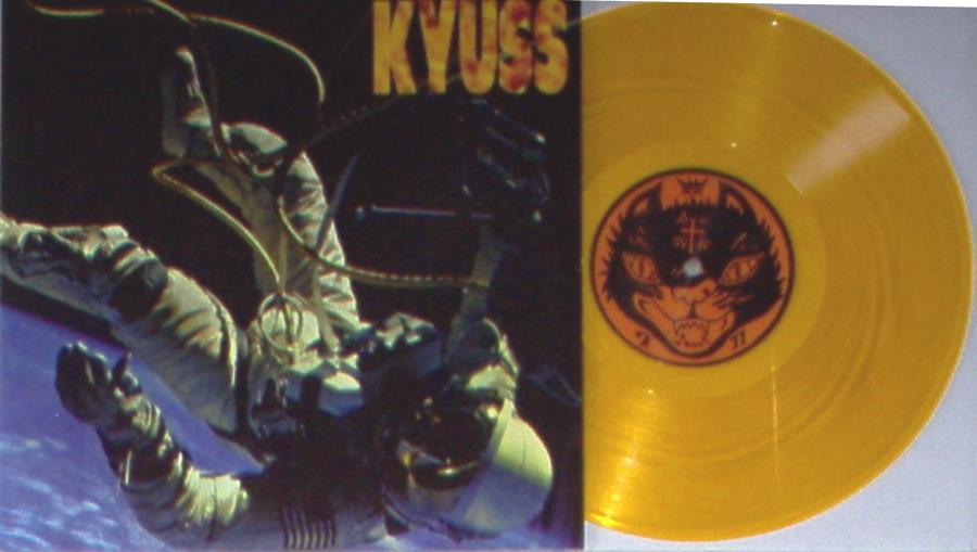 Kyuss Into The Void(Usa 1996 Ltd 2-Trk 10'' Orange Vinyl Wrap-Around Ps) 10''