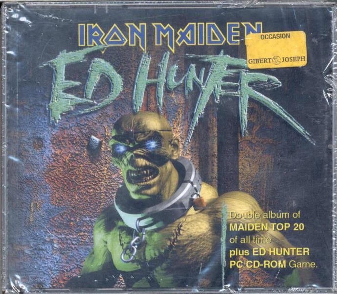 Iron Maiden Ed+Hunter(Euro+1999+Ltd+3cd+Box+Set+Full+Ps) CDCDCD