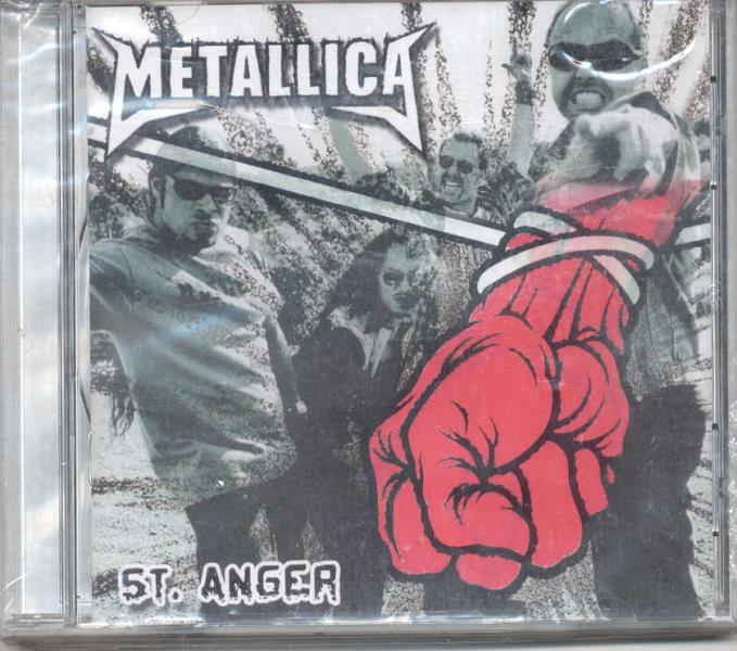 images of Un vistazo a st.anger(mexican 2003 original vertigo promo booklet in cd case) VERTIGO MEXICO