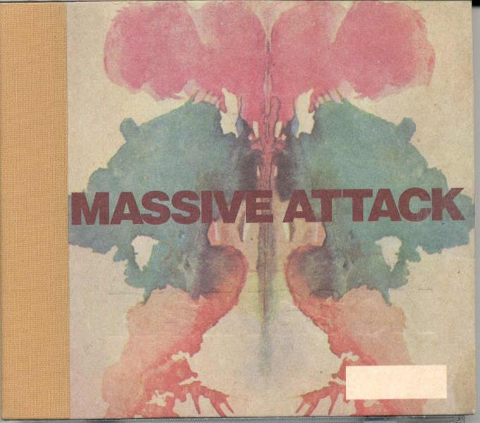 Massive Attack Rising+Son(Uk+1997+Ltd+4-Trk+Cd+Card+Gf+Ps) CD:SINGLE
