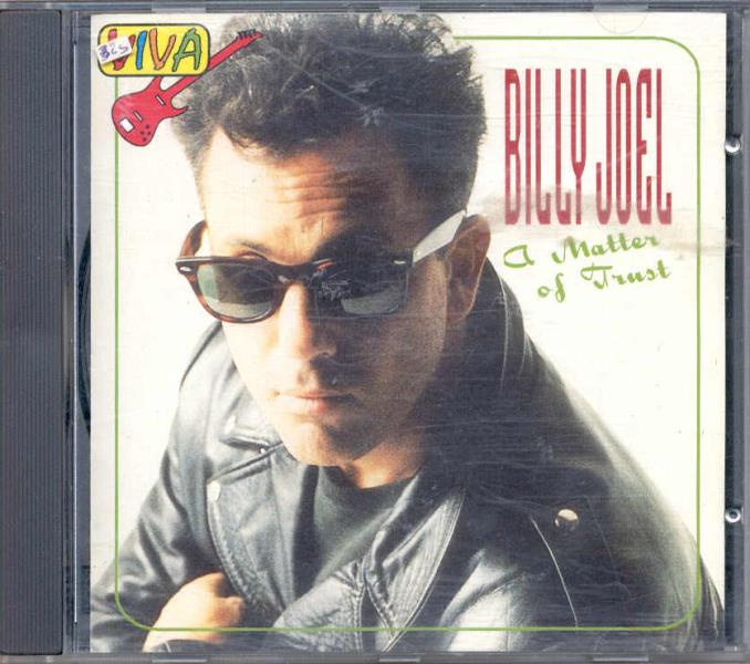 Joel,Billy Matter Of Trust(Recorded Live In Usa 1990) CD