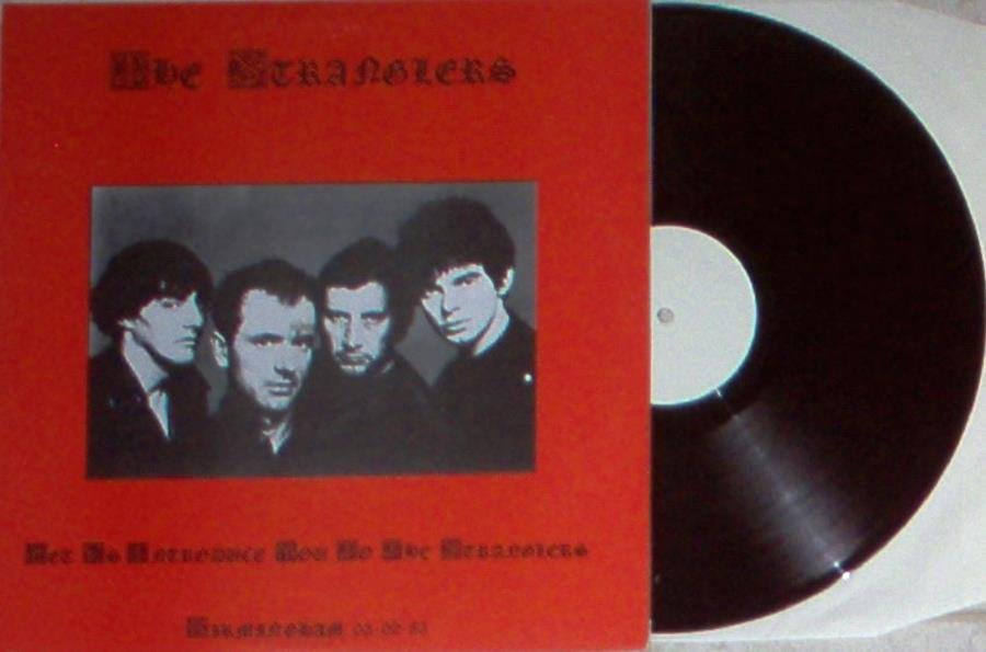 Stranglers Let Us Introduce You To The Stranglers(Birmingham 03.02.1983 Etc.) LP