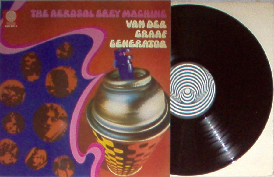 images of Aerosol grey machine(italian 1974 original 10-trk lp on swirl vertigo lbl full p VERTIGO