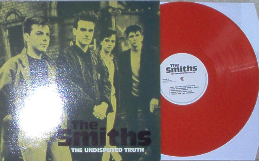 Smiths Undisputed Truth(Rockgarden London 07.07.1983 Etc.) LP