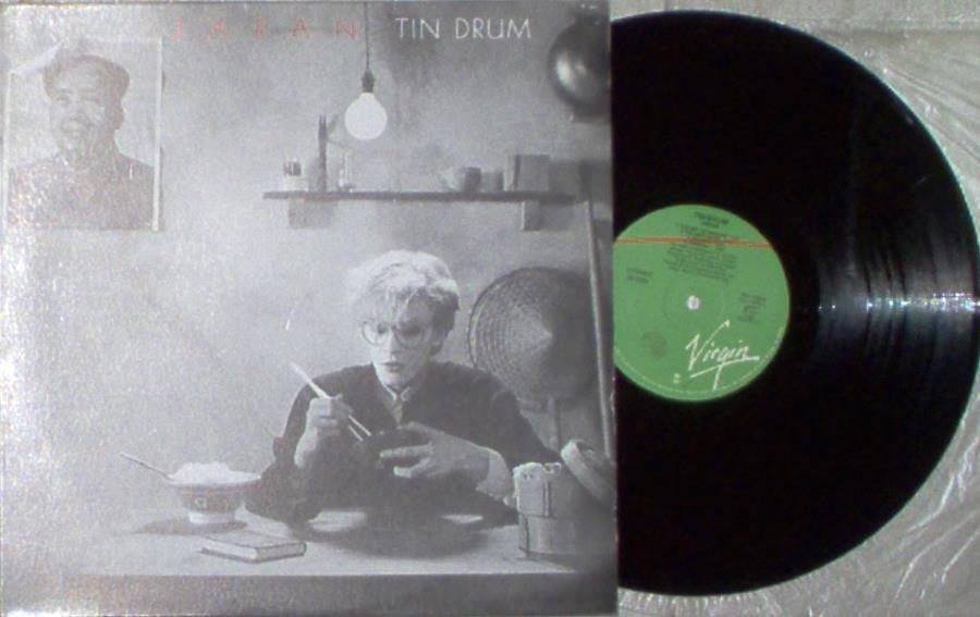 Japan Tin Drum(Italian 1981 8-Trk Lp Full Ps) LP