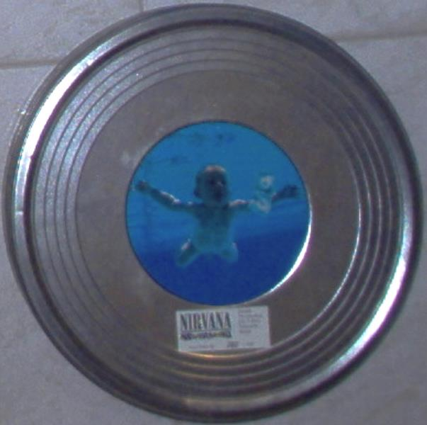 Nirvana Nevermind(Czech Ltd 500 Copies 12-Trk Cd In Metal Tin 'Pizza' Box Package) CD