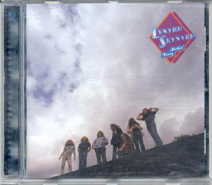 Lynyrd Skynyrd Nuthin'+Fancy(Euro+1999+10-Trk+Cd+Album+Ps) CD