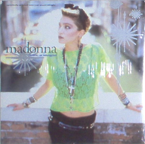 Madonna Like A Virgin(Usa 1984 2-Trk 12'' Full Ps-Sealed) 12''