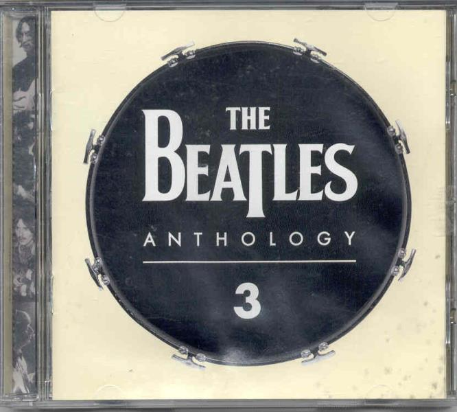 Beatles Anthology+3(Usa+1996+Promo+5-Trk+Cd+Album+Sampler+Unique+Ps) CD