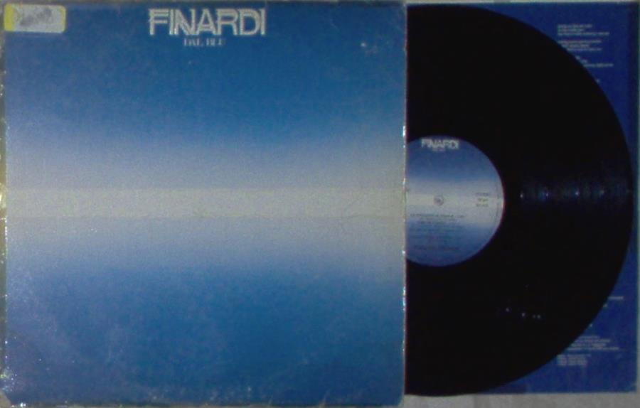 images of Dal blu(italian 1983 8-trk lp full ps and inner slv) FONIT CETRA