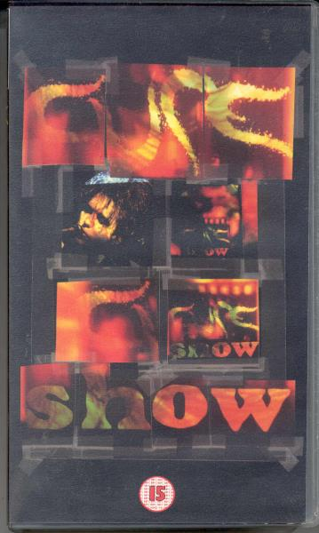Cure Show (Euro 1993 Vhs Full Ps) VIDEO:PAL(EUR)