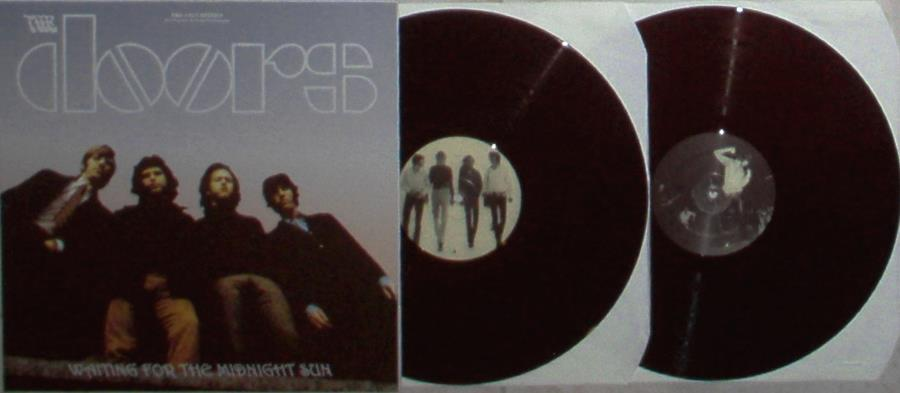 Doors Waiting+For+The+Midnight+Sun(Absolutely+Live+In+Stockholm+1968) LP