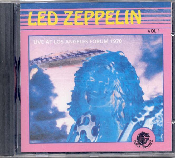 Led Zeppelin : Live At Los Angeles Forum 1970 Vol.1