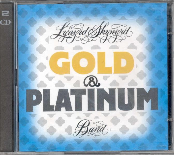 Lynyrd Skynyrd Gold And Platinum(German Ltd 16-Trk 2cd Set Full Unique Ps) CD