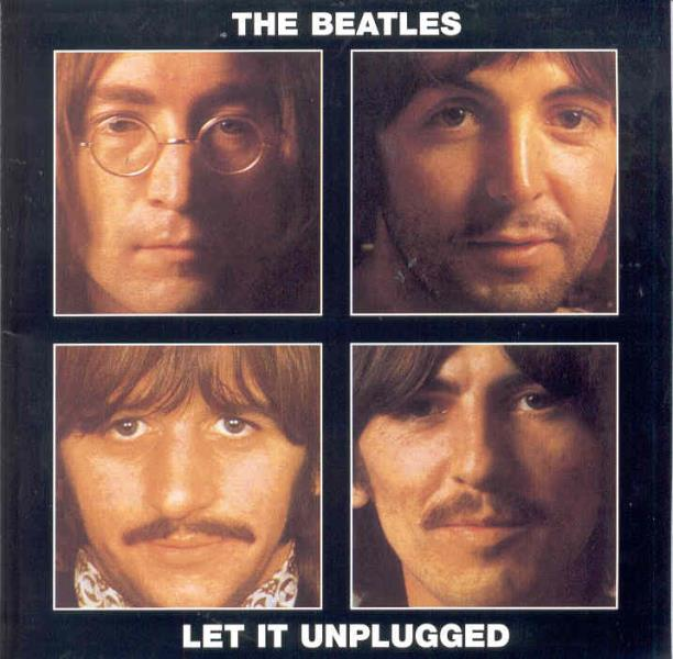 Beatles Let It Be Unplugged CD