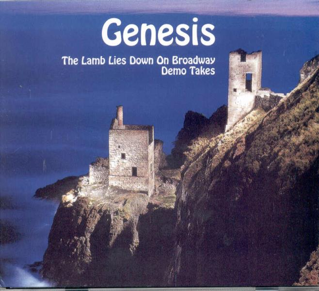 Genesis Lamb Lies Down On Broadway Demo Takes CD