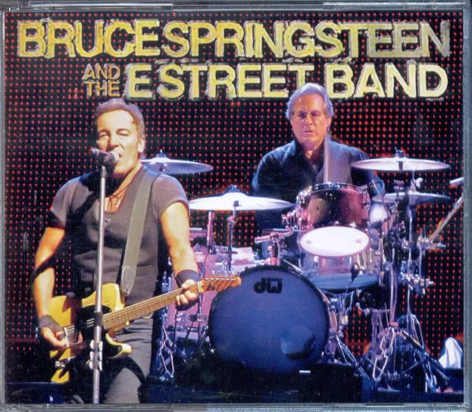 Springsteen,Bruce Santiago Dream Night(Santiago De Compostela Spain 02.08.2009 Etc.) CD