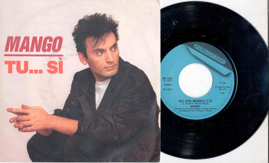 images of Tu ...si(italian 1990 2-trk 7 single full ps) FONIT CETRA