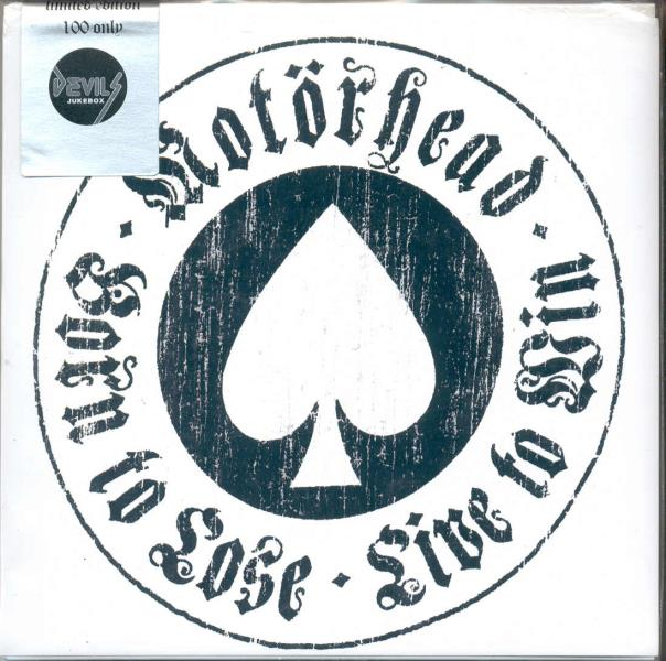 Motorhead Born To Lose-Live To Will(Eu Ltd 100 Copies 3 X 7'' Purple Viny Set) 45:PICSLEEVE