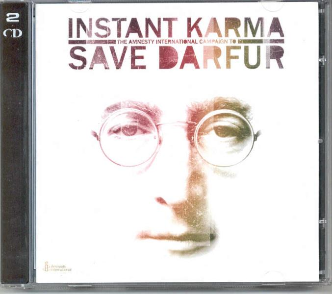 Rem Instant Karma:Amnesty International To Save Darfur(Uk 2007 28-Trk 2cd-R Acetate CD