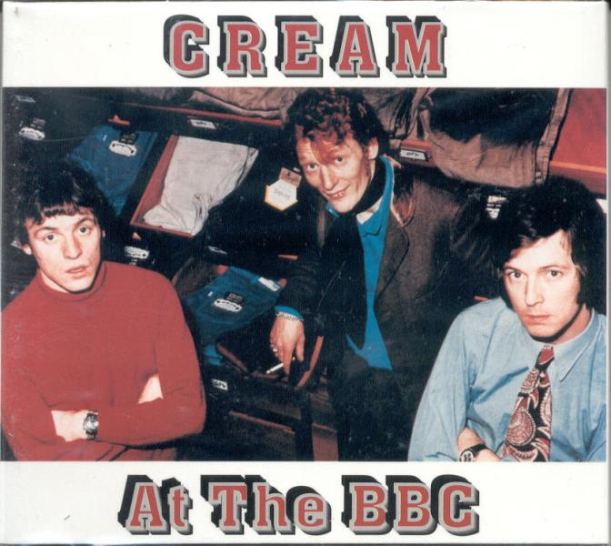 Cream At+The+Bbc CD