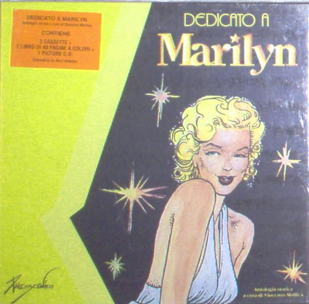 images of Dedicato a marilyn(italian 1990 ltd deluxe 2cass+cd+book box set) FONIT CETRA