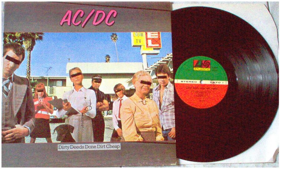 Ac/Dc Dirty+Deeds+Done+Dirt+Cheap(Italian+1976+9-Trk+Lp+Full+Ps) LP
