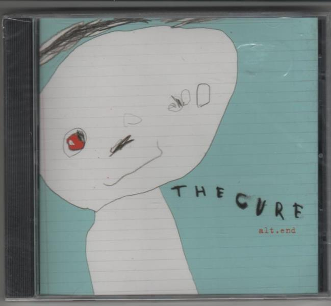 Cure Alt.End (Usa Only 2004 3-Trk Cd Full Ps) CD:SINGLE