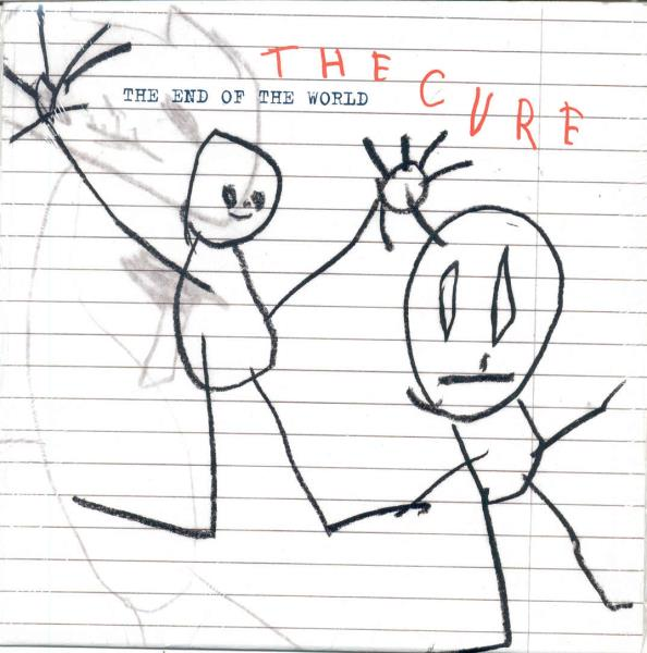 Cure End+Of+The+World+(Usa+2004+Ltd+2-Trk+7''+Unique+Ps) 45:PICSLEEVE