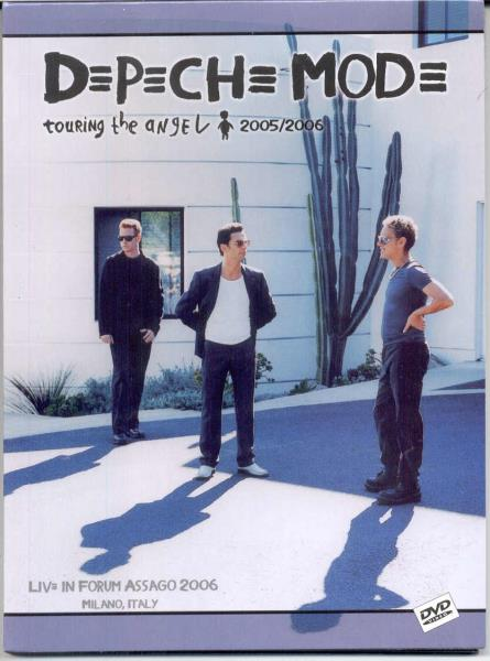 Depeche Mode Touring The Angel 2005/2006(Live In Forum Assago 18.02.2006 Milan Italy) VIDEO:DVD