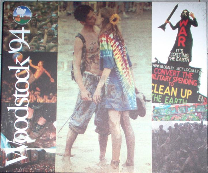 Dylan,Bob Woodstock '94(Baby Capone Lbl 1994 Ltd 10cds Box Set And Booklet And