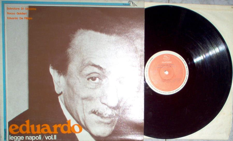 images of Legge napoli vol. ii(italian 1982 lp full ps) FONIT CETRA