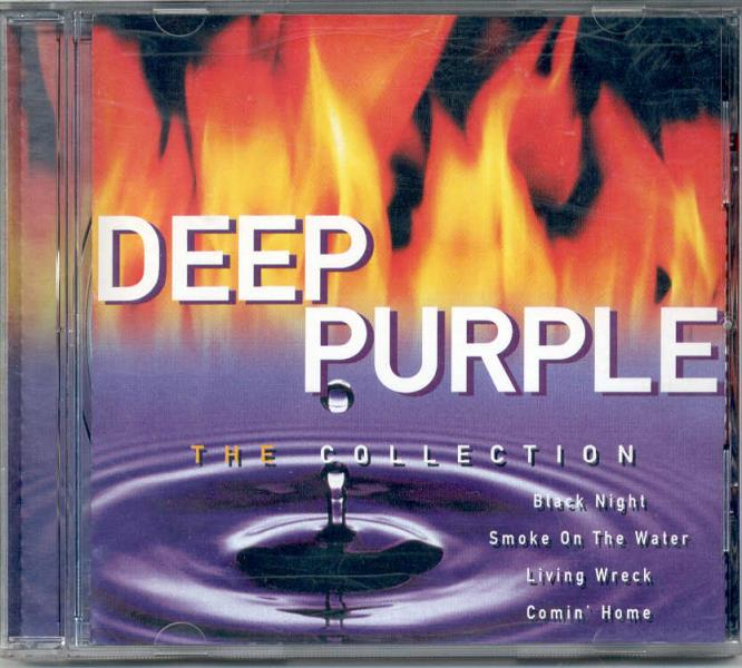 Deep Purple Collection(Holland 1997 9-Trk Cd Pdk Unique Ps) CD
