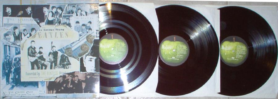 Beatles Anthology, BBC, and 1 record labels   Steve Hoffman
