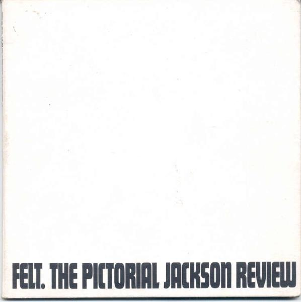 Felt Pictorial Jackson Review(Uk 2003 Ltd 'Reissue Series' 10-Trk Cd Unique Card Gf P CD
