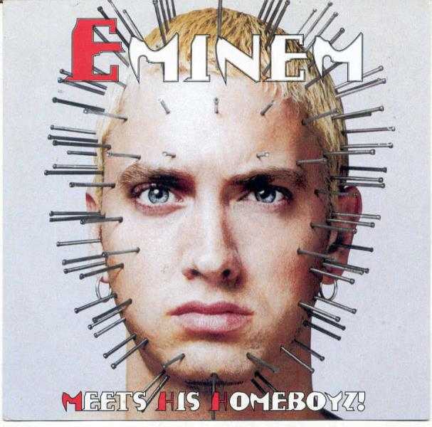 Eminem Meets His Homeboys!(Rarities And Unreleased) CD