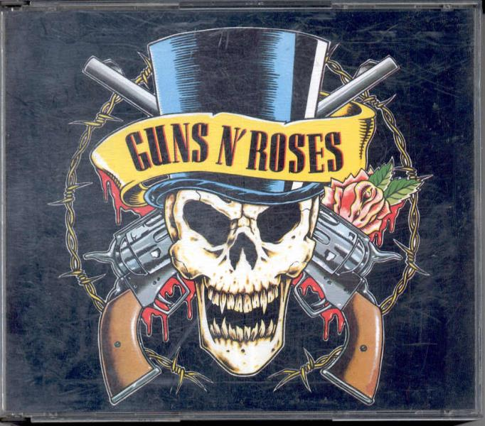 Guns N Roses Bad Obsession(Templar Lbl 1991 Ltd Live 2cd Ps And Booklet) CD